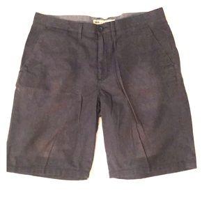 Vans, dark blue men's shorts, great condition!